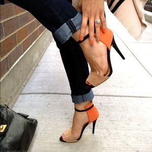 Zara Collection Bloggers Favorite High Heel Shoes